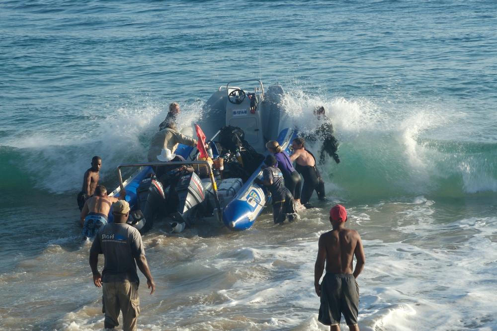 BBC Oceans mission- Mozamibique