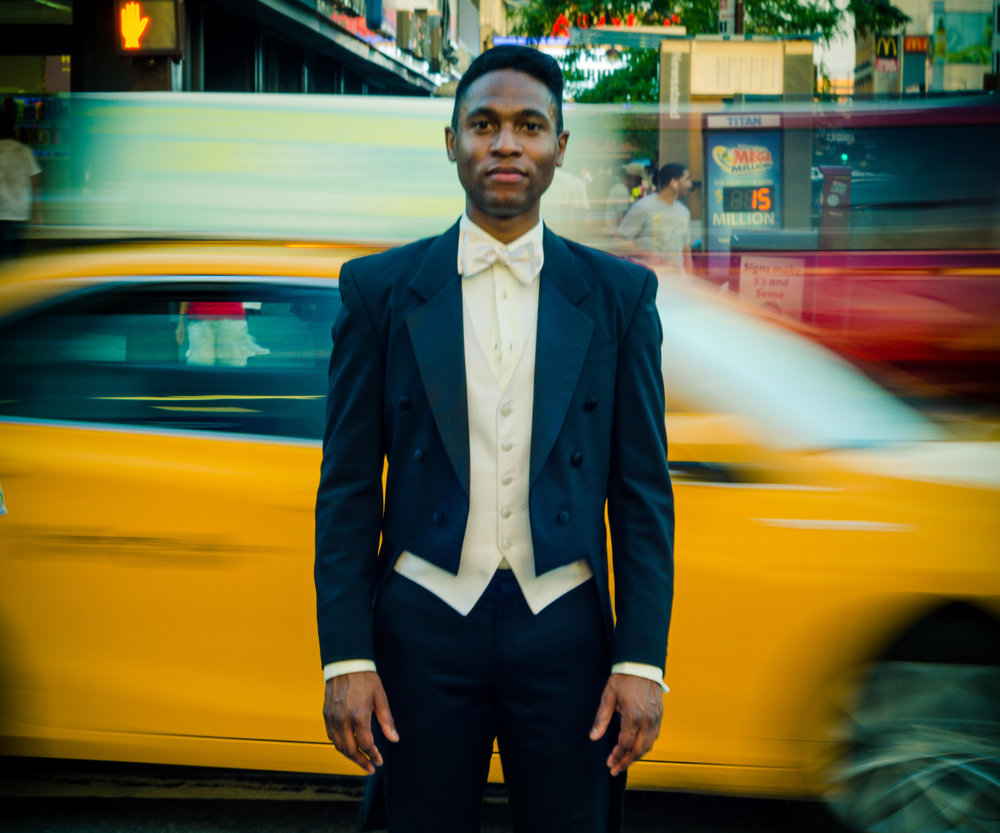 Music Director Malcolm J. Merriweather