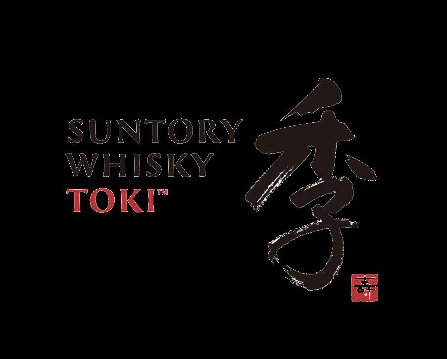 Suntory Whisky Toki_main logo.png