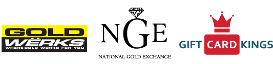 National Gold Exchange - Gold Werks - Gift Card Kings