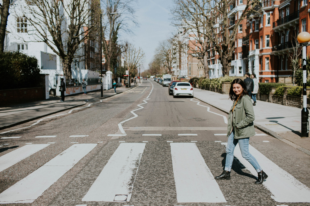 Abbey Road Westminster, England