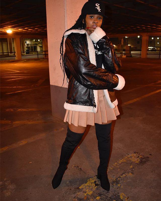 Hating on me won't bring you no blessings 🧚🏾♀️✨              #wwjw #whatwouldjealenawear #djdolly #wednesdayootd #femaledj #streetstyle #fashion #ootd #wwjwwednesday