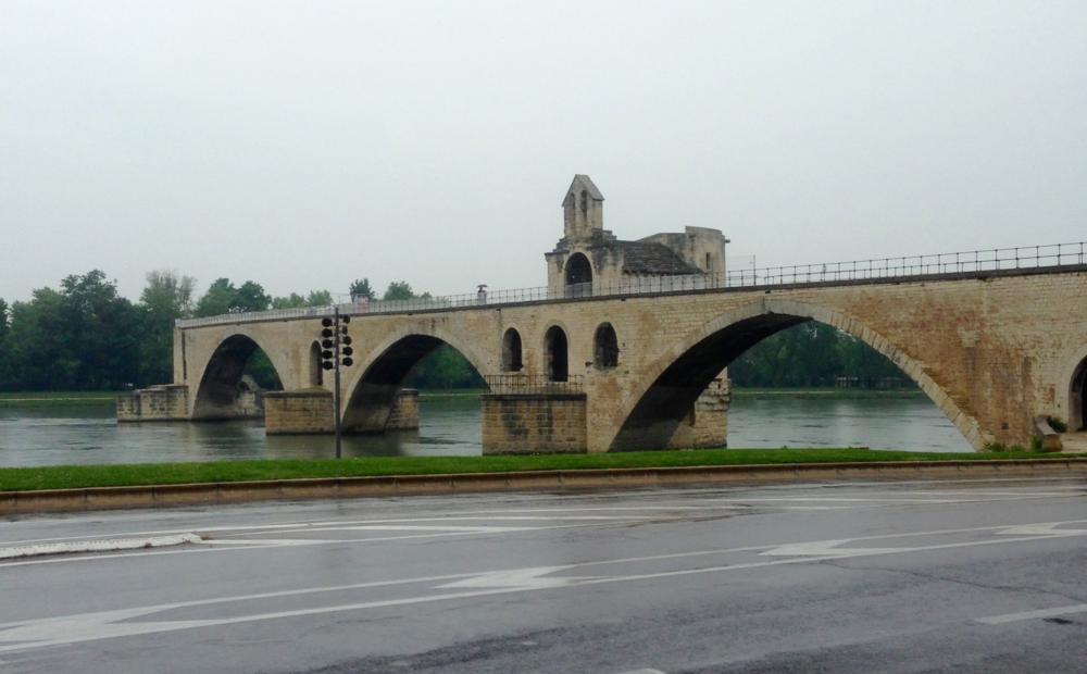 St Benzet Bridge