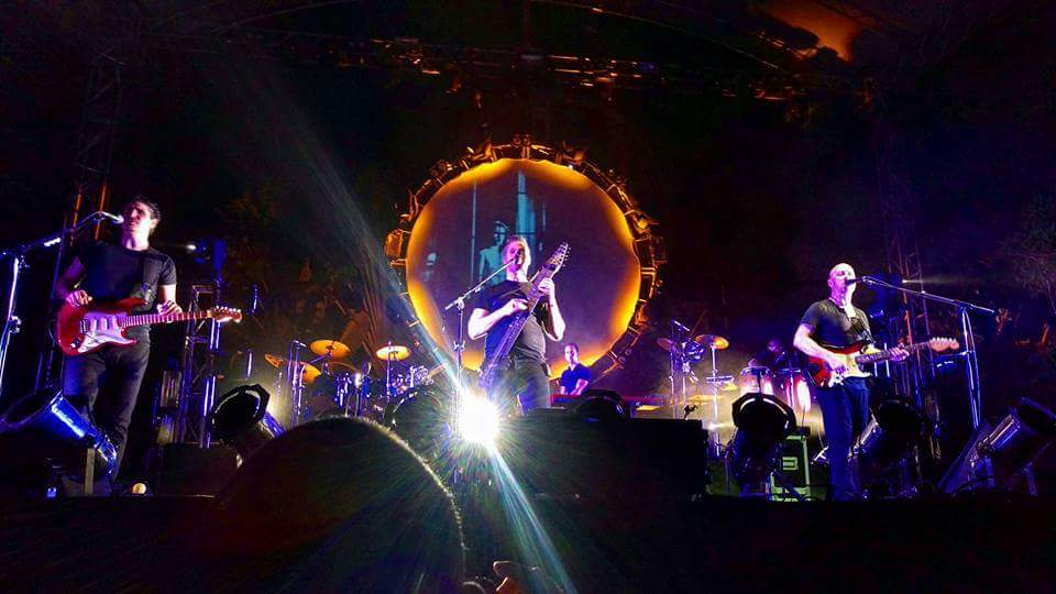 Brit Floyd at the Tito Puente Amphitheatre in Puerto Rico