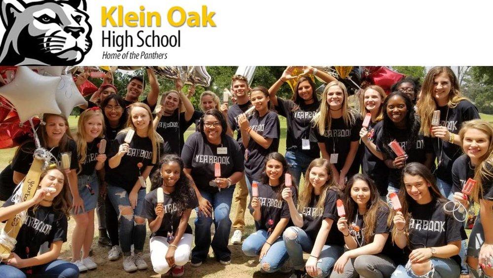 Popfancy catering Klein Oak High School
