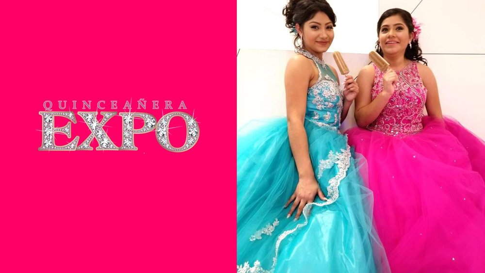 Copy of Popfancy Catering Quinceanera Expo Houston
