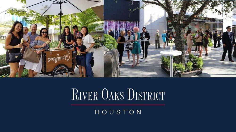 Popfancy catering River Oaks District Houston