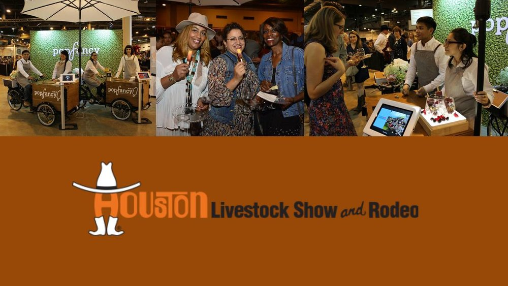 Popfancy Catering Houston Livestock Show and Rodeo