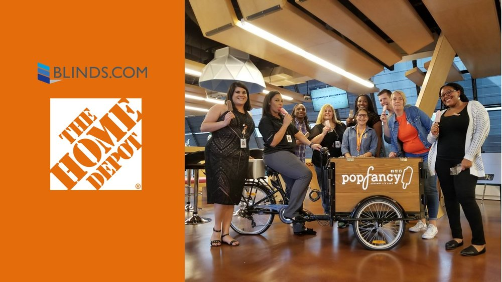Popfancy Catering the Home Depot