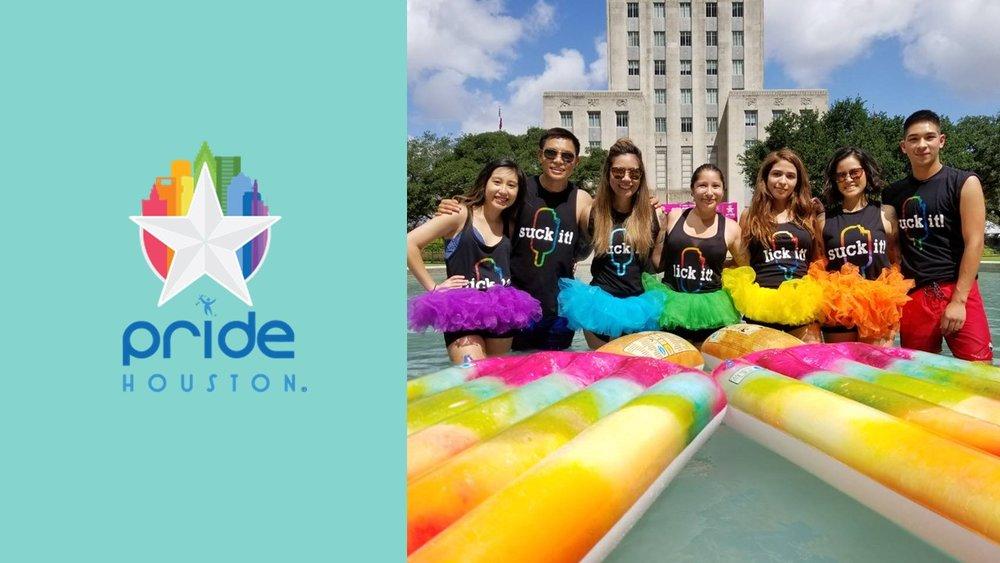 Popfancy Catering Pride Festival Houston