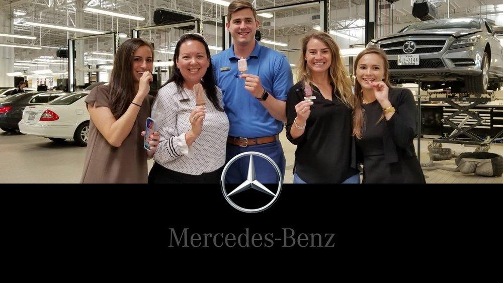 Popfancy Catering Mercedes Benz