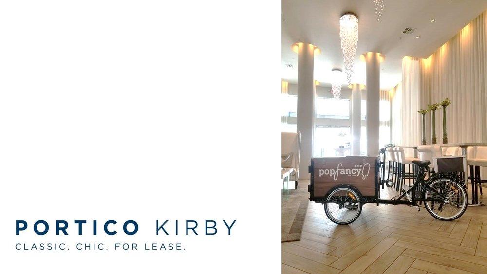 Popfancy Catering Portico Kirby