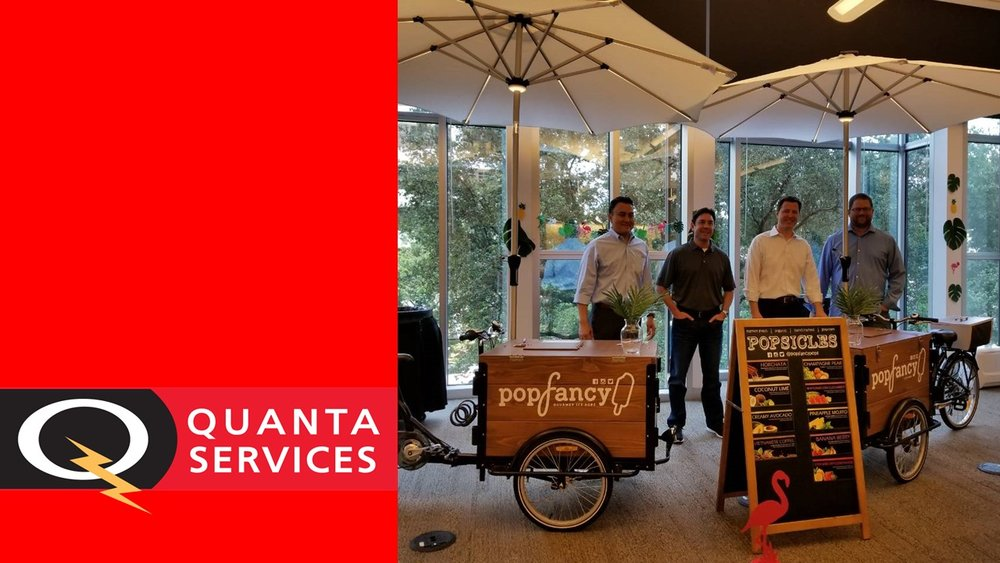 Popfancy Catering Quanta Services
