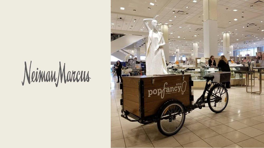 Popfancy Catering Neiman Marcus