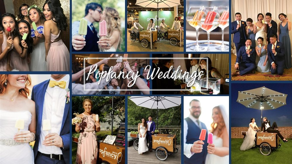 Popfancy Catering Weddings
