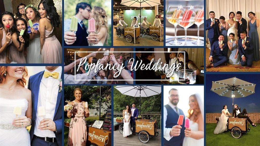Popfancy Catering Weddings