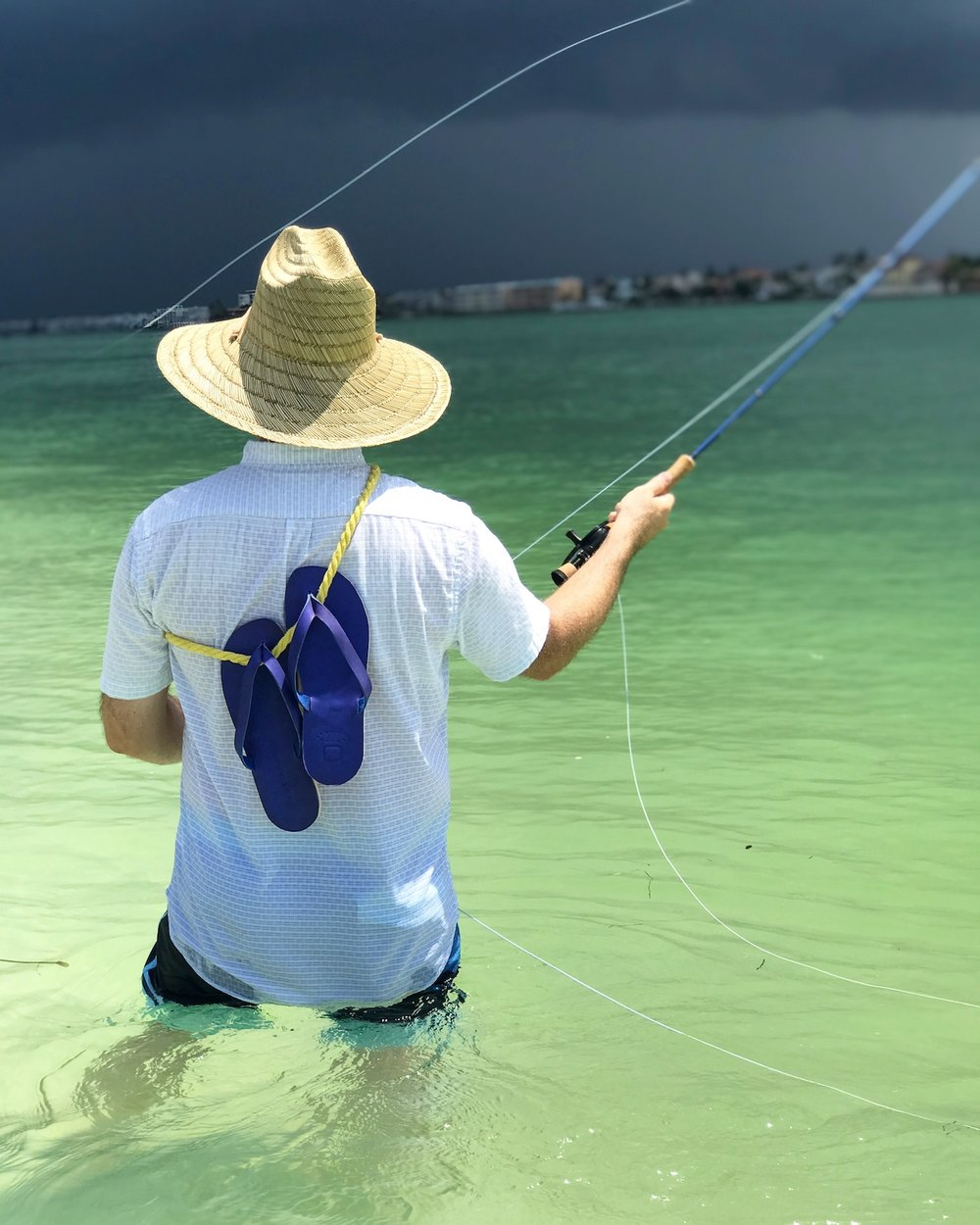 Zach Fly fishing.JPG
