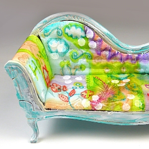 Customize a mini couch