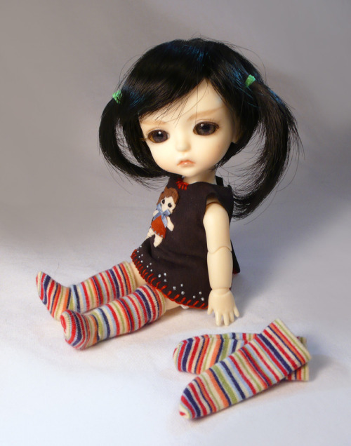 How to Find Tiny Stretch Knit Prints for Making Doll Clothes — Doll ...