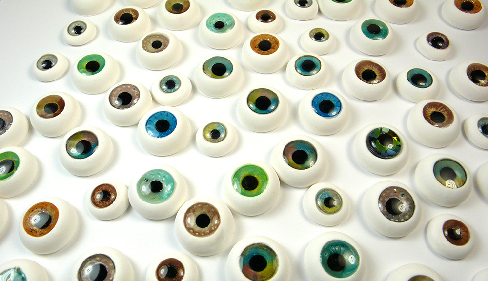 See how to make doll eyes just like these in my new tutorial.