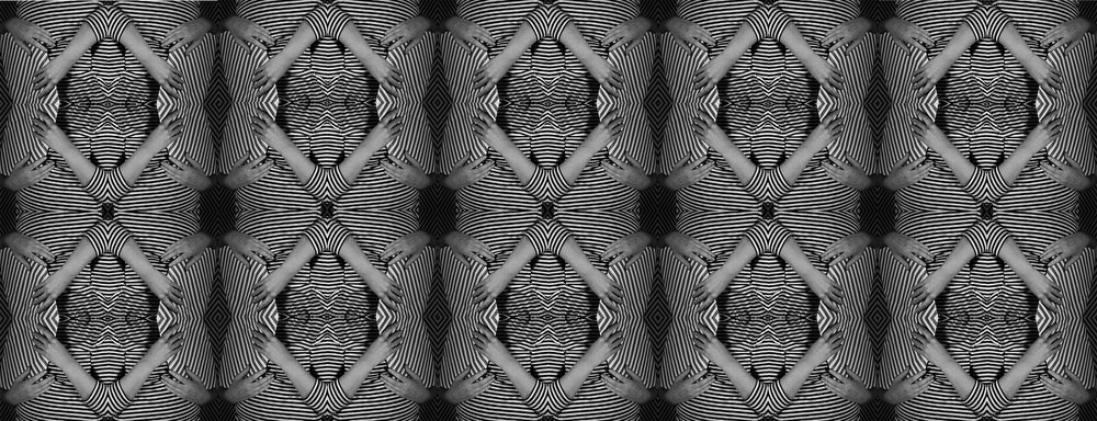 Illusion No. 1 from Mind Loop, 48 by 28 inches, Archival Pigment Print, 2018