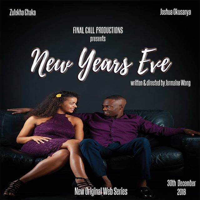 Final Call Productions presents New Years Eve Web series. Coming December 2018  Written and directed by Jermaine Wong @germanethinkin starring @joshokusanya and @zulekhachaka  See our website www.finalcallproductions.com/newyearseve for more information  #webseries #webseries2018 #blackwebseries #webseriestowatch #newwebseries #webseriescomingsoon #NYEwebseries #NYE  #newyearseve #faithbased #webseries  #countdown #faithbased #christian #blackcommunity #blackactor #blackdirector #tvseries #ukwebseries #jermainewong #webseries2018 #faithbasedfilm #christiancreative  #christianfilm #newyearseve2018 #2019 #newyearsday #faithbasedwebseries #christianwebseries