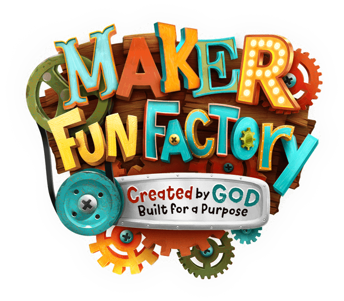 Many South Jersey churches are using the 2017 theme of Maker Fun Factory for Vacation Bible School!