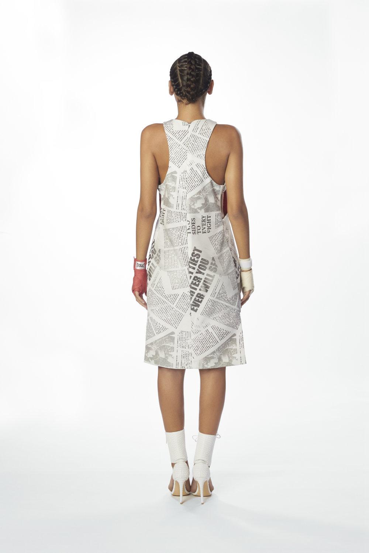 VICKI TUNIC DRESS