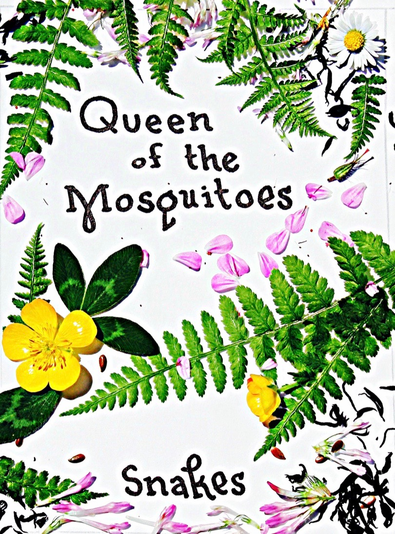 """Queen of the Mosquitoes"" Narrative non-fiction BOOK"