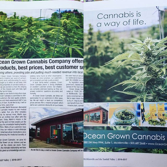 Featured in Yamhill Valley news register!! Check us out!!