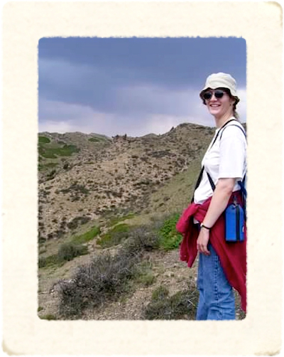 Karen Hiking
