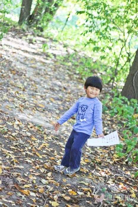 fall scavenger hunt 12-5