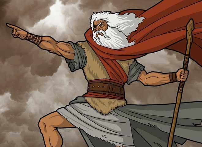 moses-type-prophet