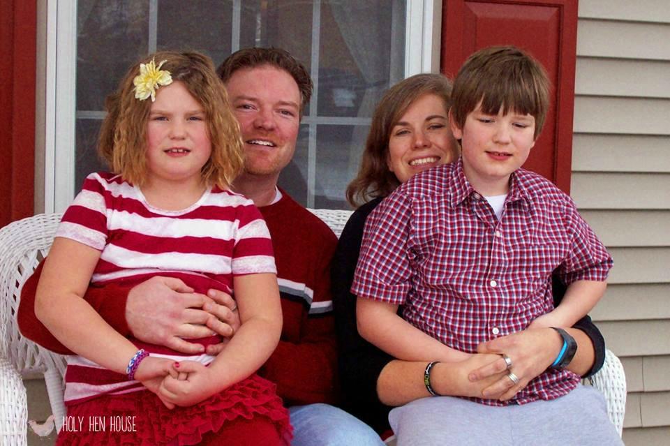 jackie family