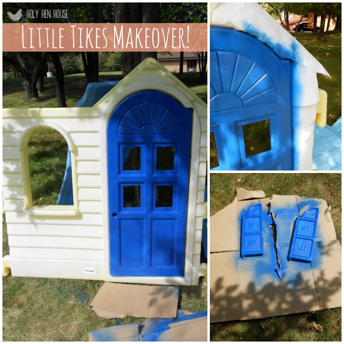 Little Tikes Makeover Holy Hen House