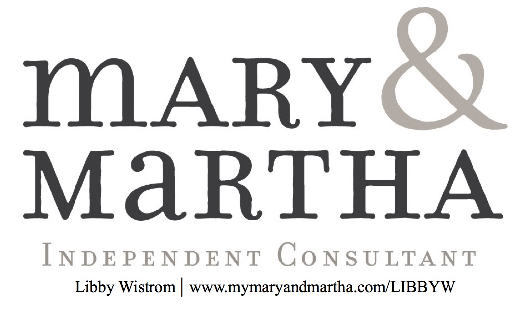 MaryandMartha Logo