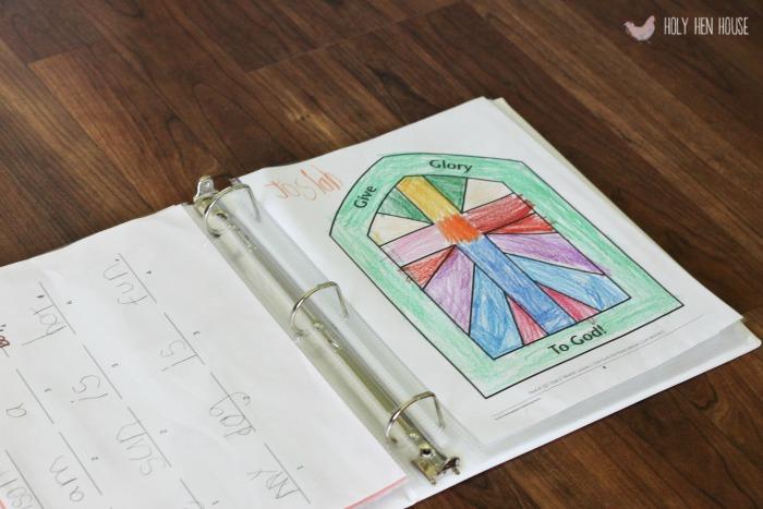 school papers binder-2 hhh