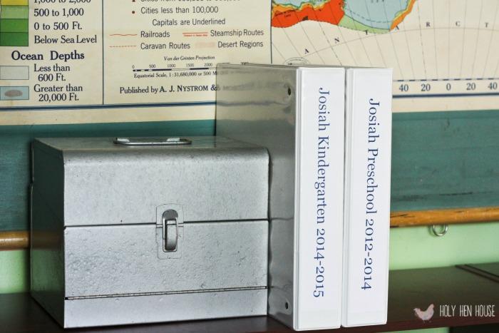 school papers binder-5 hhh