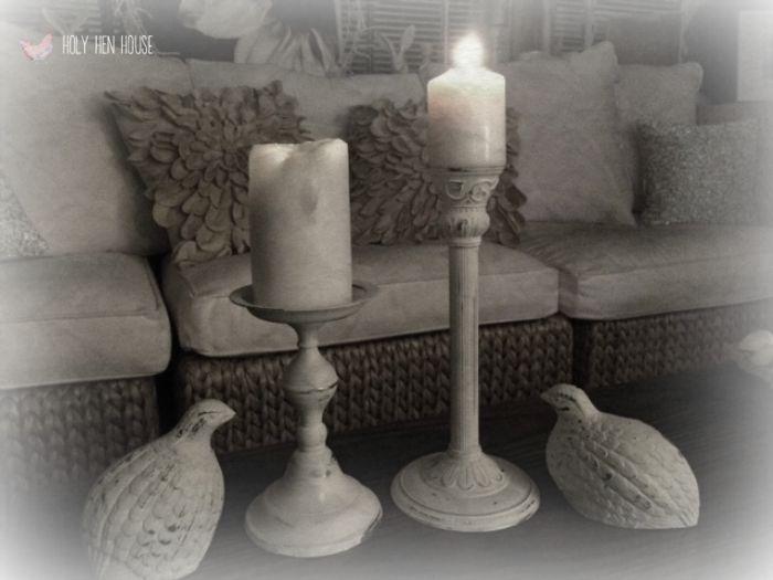 Candle-BW2