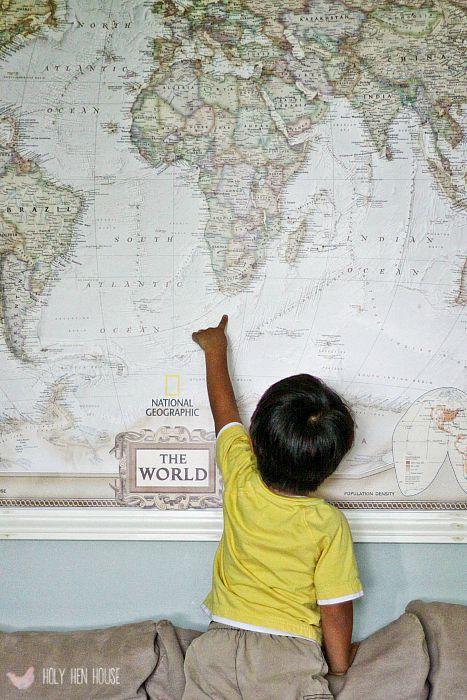 big map hhh