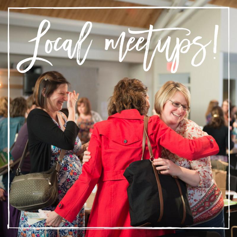 Find a HHH local meetup near you!
