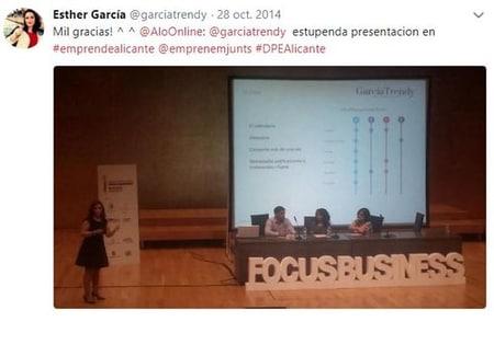 FocusBusiness Alicante - 28.10.14 Jornadas de emprendedores_ ADDA Auditorio Provincial Diputación Alicante