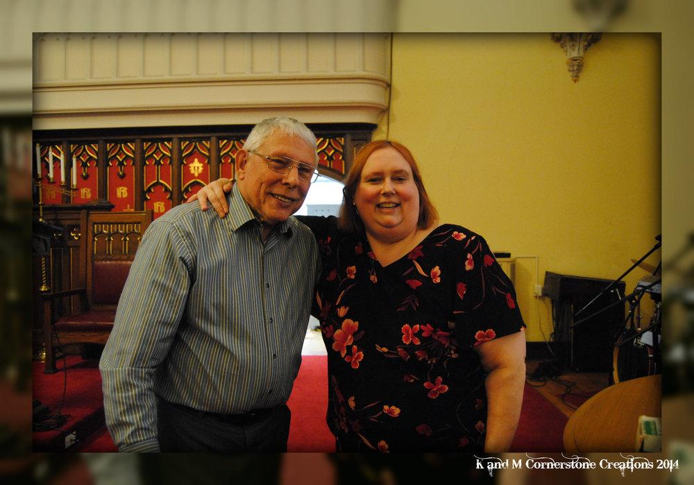 Organists - Burdette and Dorinda