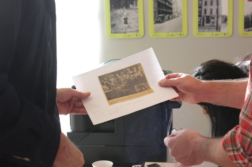 """""""OTR Museum shares documents, photos at History Harvest"""" - WKRC 