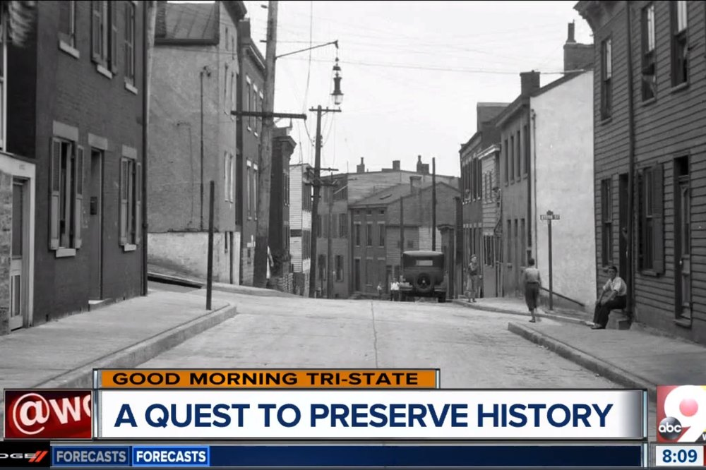 """""""Over-the-Rhine Museum wants to see your old photos, receipts and more"""" - WCPO 