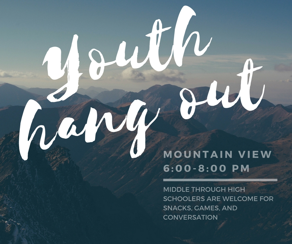 - MVF youth is a group that meets on Wednesday nights from 6pm to 8pm. We have snacks, games, and great conversations! We will start youth group up again in September, so keep in touch with us via Instagram and Facebook to see updates!Instagram: @mvfyouthFacebook: @mvfredmond