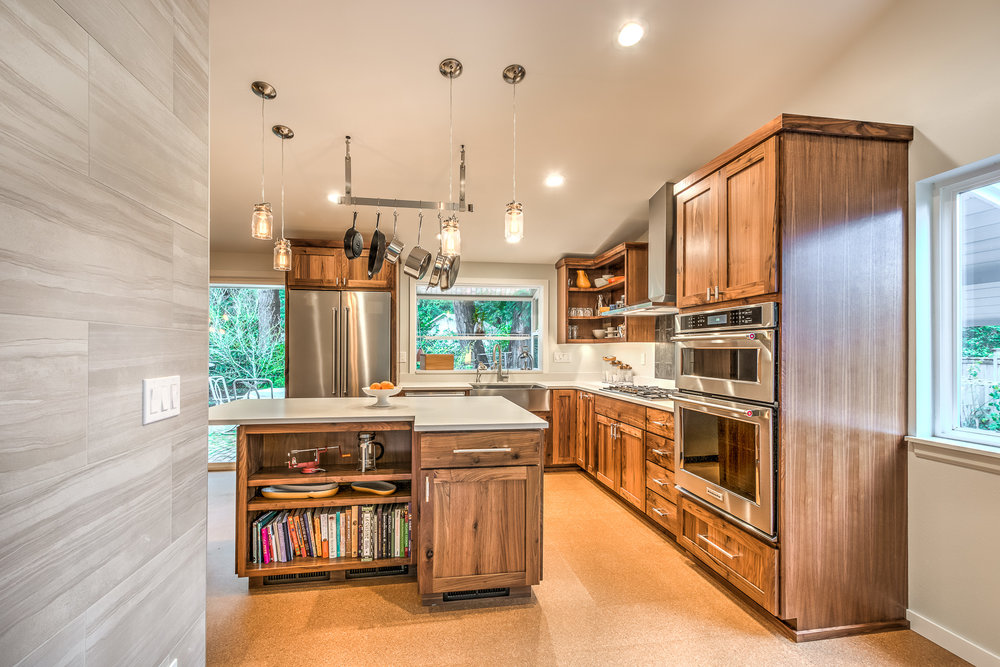 Kitchen Remodel, Stainless Steel Appliances, VanderBeken, Shoreline.jpg