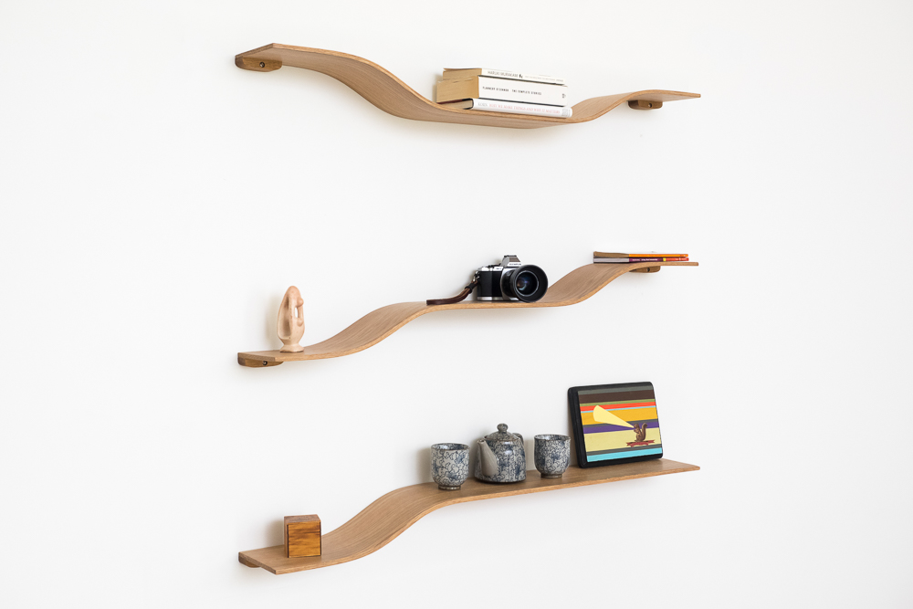 Freo Shelf Trio by Hey Porter