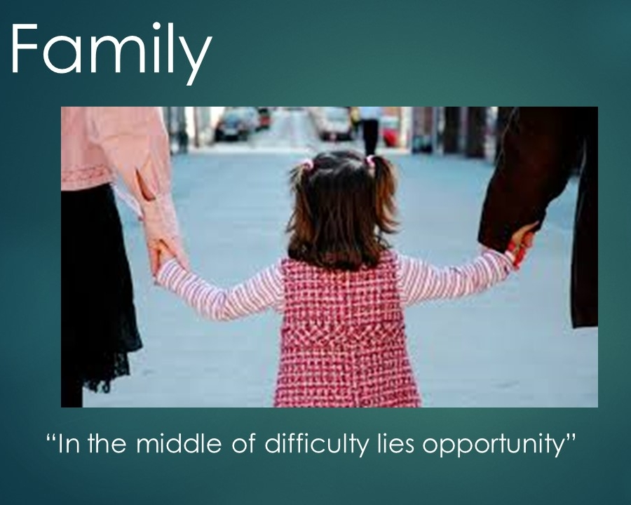 Restorative Justice for Families