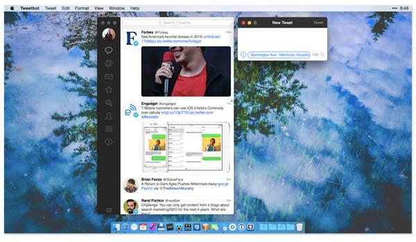 Tweetbot Mac Screenshot